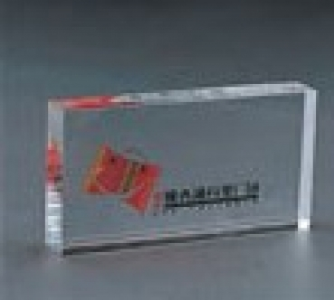 Flatglass Businesscard