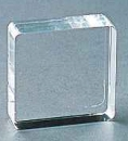 Flat glass quadrat